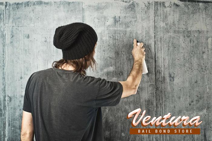 Tagging and Graffiti Laws Here in California
