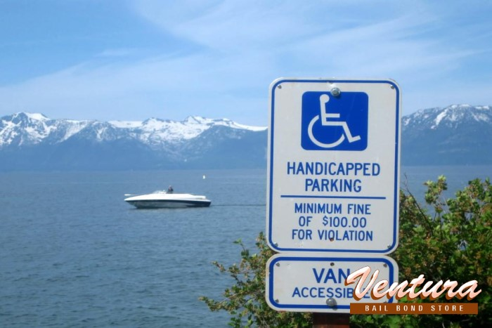 What Happens if You Wrongfully Park in a Handicapped Spot?